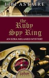 Cover of The Ruby Spy Ring